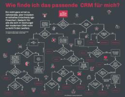 CRM Entscheidungshilfe [Infografik]